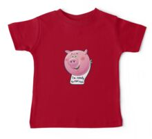 Ready to Eat Now - kids size Baby Tee