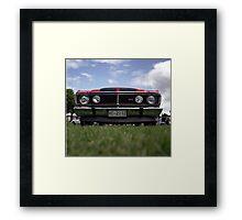 Allan Moffat Replica Falcon XY GT #2 Framed Print