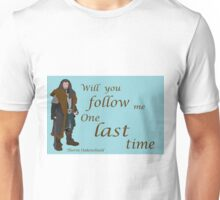 The Hobbit Thorin One Last Time Unisex T-Shirt