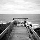 Cape Schanck: Footpath closed by Roberts Birze