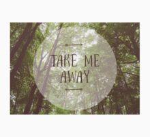 Take me away Baby Tee
