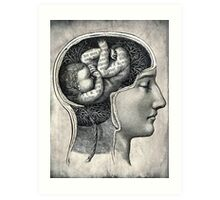 unborn ideas Art Print