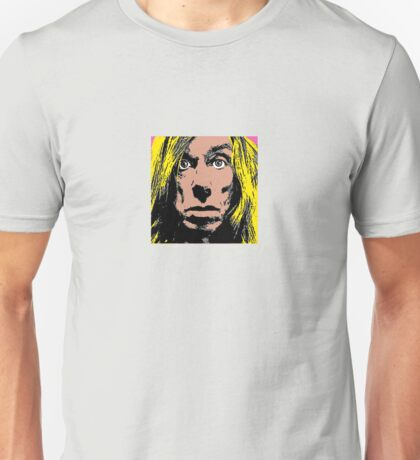 Iggy Pop Art Unisex T-Shirt
