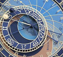 The Astronomical Clock by MagicMuppetMan