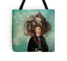 Sleeping beauty's dream Tote Bag