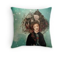 Sleeping beauty's dream Throw Pillow