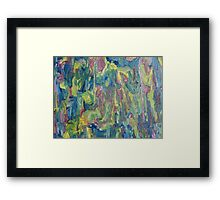 ABSTRACT 426 Framed Print