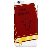 Jontron The Broble iPhone Case/Skin