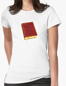 Jontron The Broble Womens Fitted T-Shirt