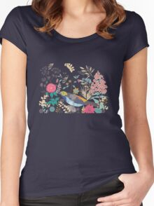 secret garden Women's Fitted Scoop T-Shirt