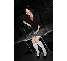 Jap Girl Photographic Print