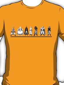 Buu Evolution - Dragon Ball  T-Shirt