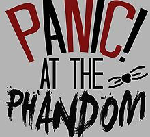 panic! at the phandom by brightviolin