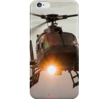 ABC Helicopter iPhone Case/Skin