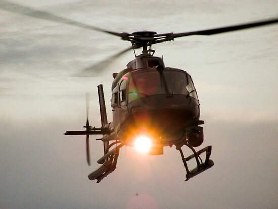 ABC Helicopter by Derwent-01