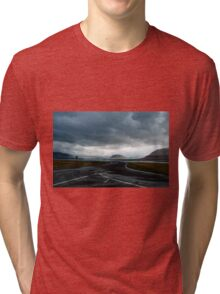 Road to nowhere fast  Tri-blend T-Shirt