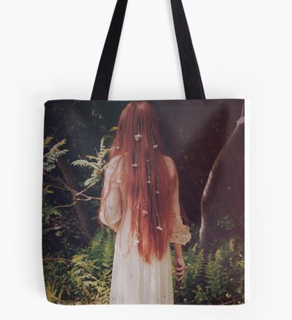 May Queen Tote Bag