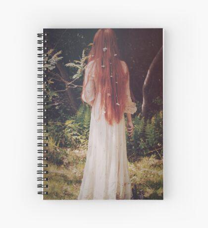 May Queen Spiral Notebook
