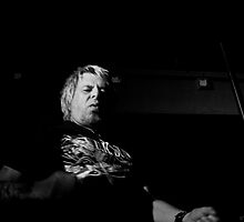 charlie-harper UK SUBs by Trevor Fellows