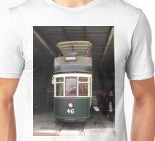Hobart Double Deck Tram Unisex T-Shirt
