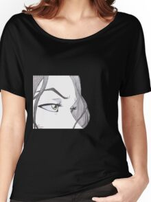 Chief Lin Beifong (Any Color!)  Women's Relaxed Fit T-Shirt
