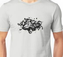 Black graffiti T-Shirt