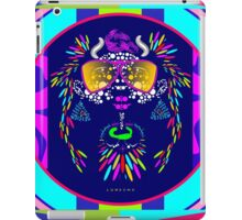 Burning Woman iPad Case/Skin