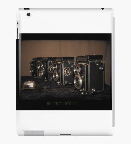 Rolleis through EOS RT iPad Case/Skin