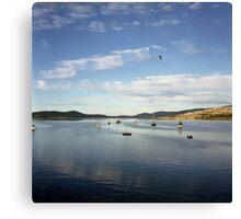 Boomer Bay, Dunalley Canvas Print