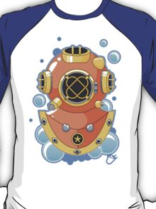 Vector Diving Helmet T-Shirt