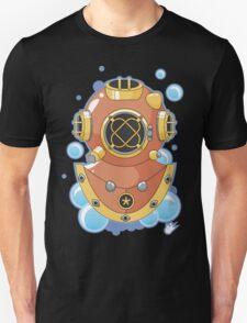 Vector Diving Helmet T-Shirt