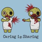 Zomibe Ward - Caring is Sharing  by trossi