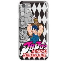 Jojo's Arcade Adventure iPhone Case/Skin