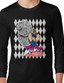 Jojo's Arcade Adventure Long Sleeve T-Shirt