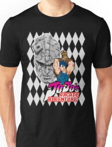 Jojo's Arcade Adventure Unisex T-Shirt