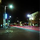Light trails through a Rolleicord by Derwent-01