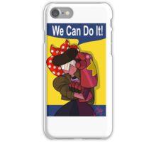 Garnet the Riveter iPhone Case/Skin