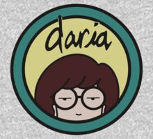 Daria One Piece - Long Sleeve