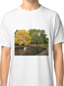 Autumn at Salmon Ponds Classic T-Shirt