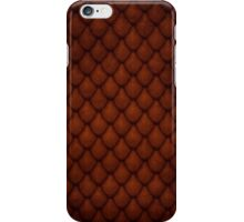 Dragon Scales - Red iPhone Case/Skin