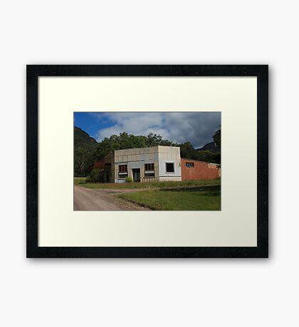 Glen Davis Nsw Framed Print