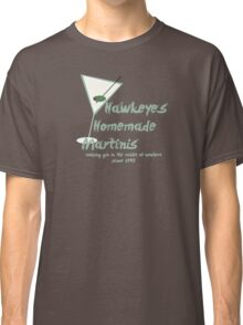 Hawkeye's Homemade Martinis Classic T-Shirt