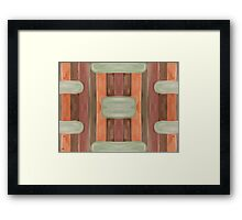 ABSTRACT 822 Framed Print
