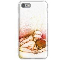 Johnlock Cuddles iPhone Case/Skin