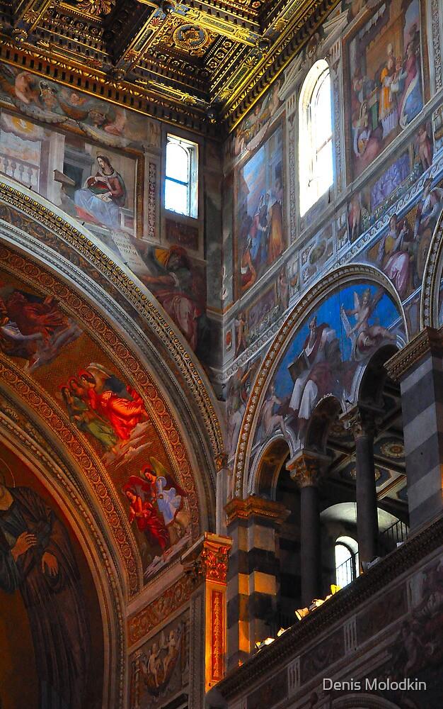 Pisa's Miracles III by Denis Molodkin