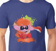 Kirby Squid Star Unisex T-Shirt
