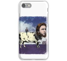 Jasper Bovine ... Our Mutual Friend iPhone Case/Skin