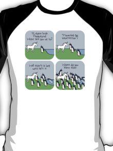 Penguicorn Insurrection T-Shirt
