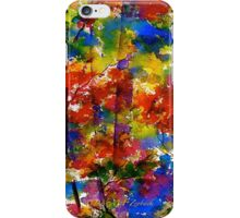 The Trees...Time to Start Anew iPhone Case/Skin