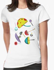 Mushroom mushy Psychedelic wild peace1969 love T-Shirt